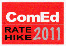 ComEd Rate Hike Logo