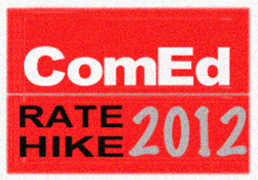 ComEd Rate Hike 2012